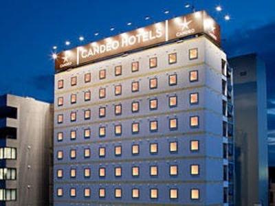 カンデオホテルズ上野公園(CANDEO HOTELS)