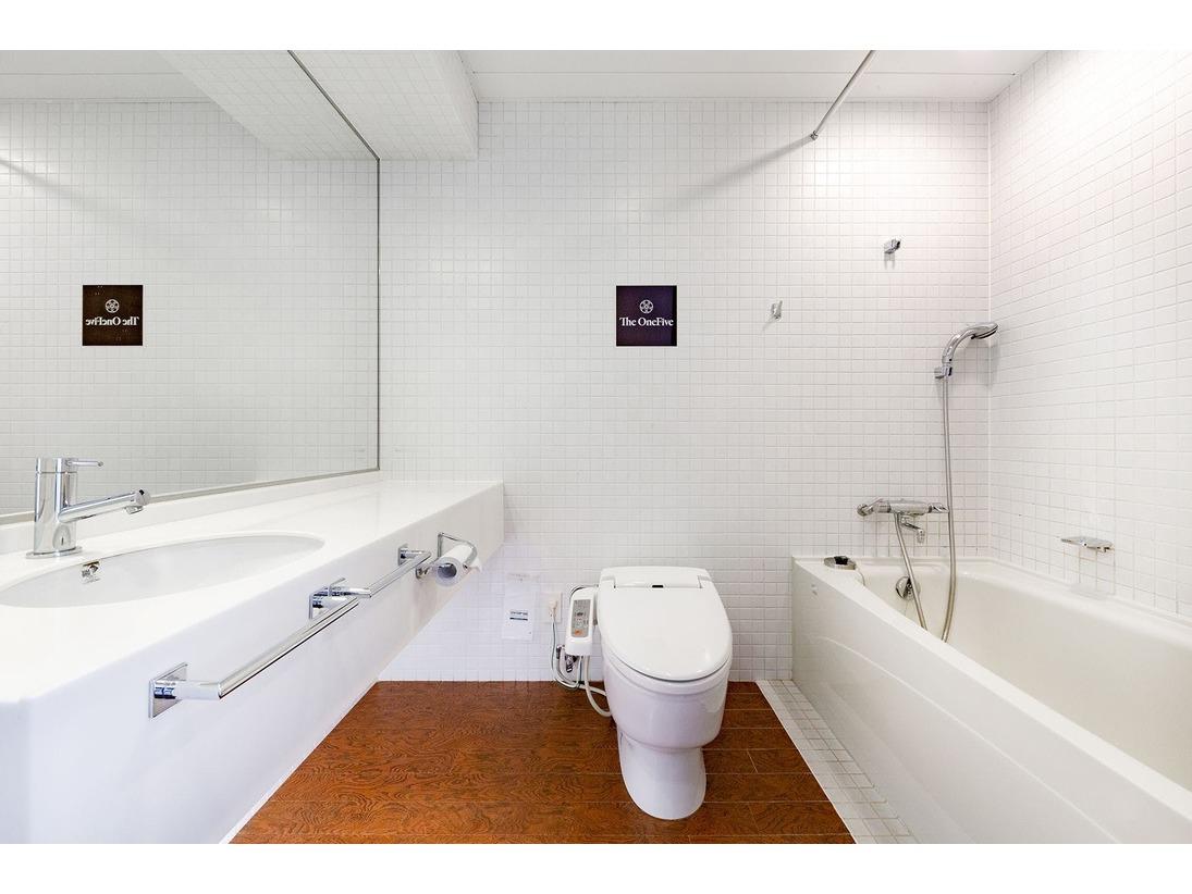 バスルーム一例(ダブル)