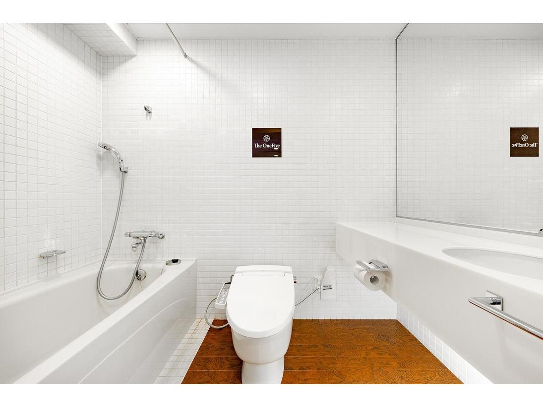 バスルーム一例(セミダブル)