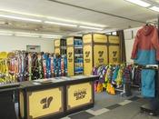 *【スキーレンタルルーム】スキー、スノーボード、ウェアなどサイズも豊富。