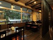 *【紅流茶/くるーざー】水辺を眺めながらお食事が楽しめる和食レストラン。