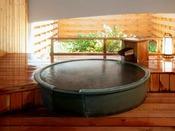 *【貸切露天風呂/信楽焼】湯船は檜と信楽焼の2種類。