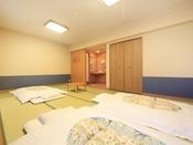 【12畳和室】ゆったりとお使い頂けるお部屋です
