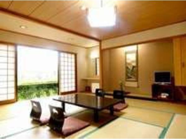 和室15畳です。