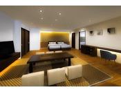 ■(イメージ)【星見ジャグジー風呂付客室】(禁煙)2020.3新設スイート2020年3月1日リニューアルしたばかりの、新しいお部屋です!