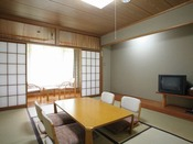 ■和室【禁煙】 10畳+広縁