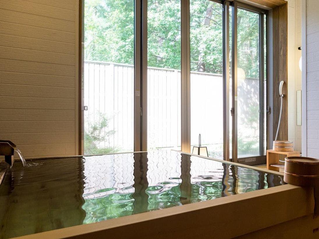■ 【温泉檜風呂付客室】FUUKAスイート