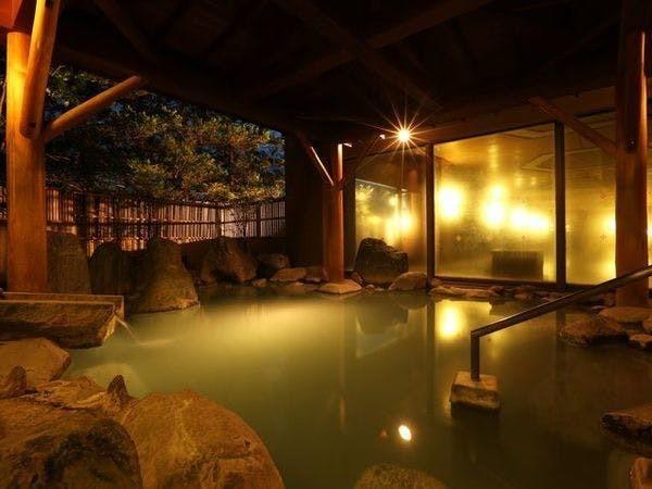 【大浴場/露天風呂】