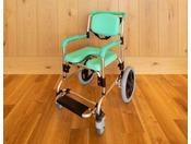 スパ専用の車いすをご準備しております。ご利用の際はフロントまでお申しつけください。