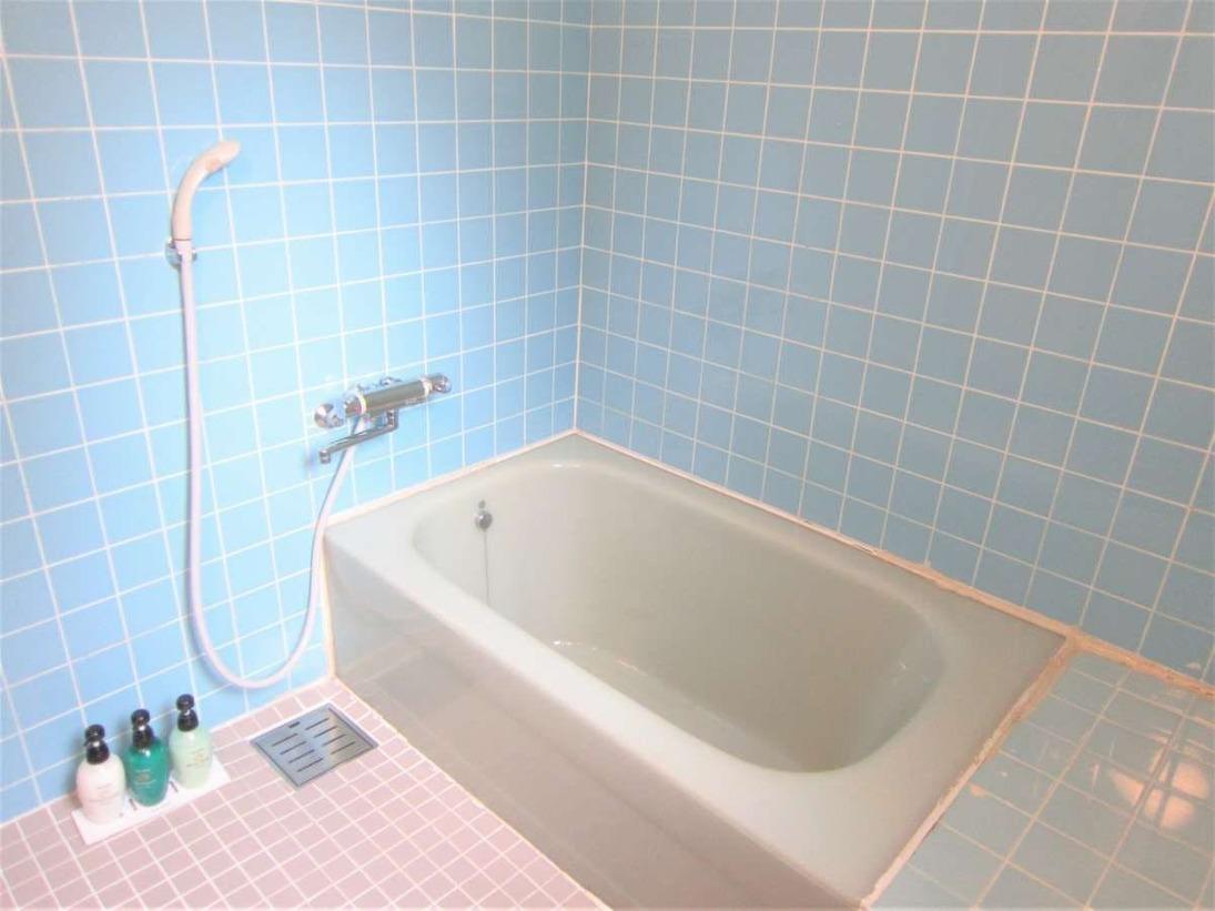 戸建てタイプコテージのお風呂(一例)