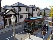 【シティーループバス】神戸市内の観光スポットを巡ります
