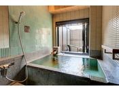 【客室】雲のねツインルームお風呂イメージ