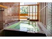 【客室】雲のね和洋室お風呂(一例)