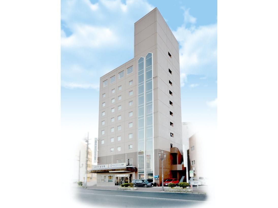 ホテルクラウンヒルズ釧路