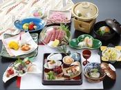 【お祝い会席】 めでたい日には、めでたい料理。