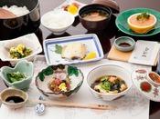 日本の朝にピッタリな和食膳
