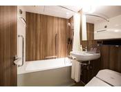 本館スーペリアフロア バスルーム一例