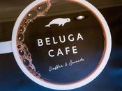 BELUGA CAFE 内観