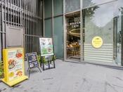 BELUGA CAFE エントランス