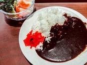【和洋ビュッフェ朝食】オリジナル黒カリー