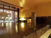 天然温泉(内湯)