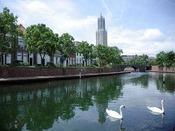 全長約6kmにわたるハウステンボスの運河は、いつも穏やかに流れています。優雅に泳ぐ白鳥たちの姿は、非日常の旅を演出してくれます。