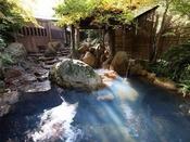 【ぎんねずの湯】筑後川源流沿いの露天風呂(男女別)