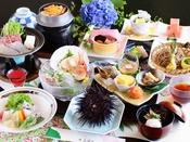 【夏のお料理一例】