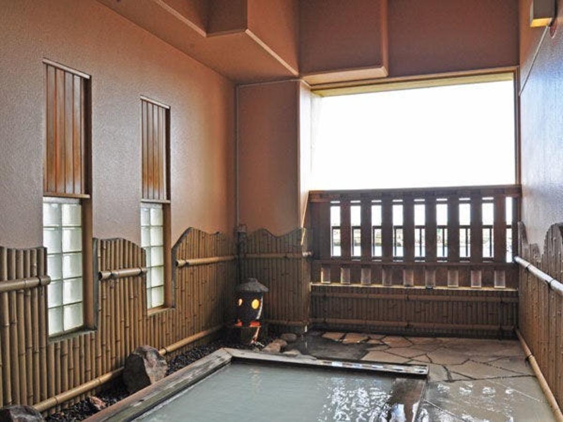 【温泉】下風呂温泉郷は由緒ある湯治場です