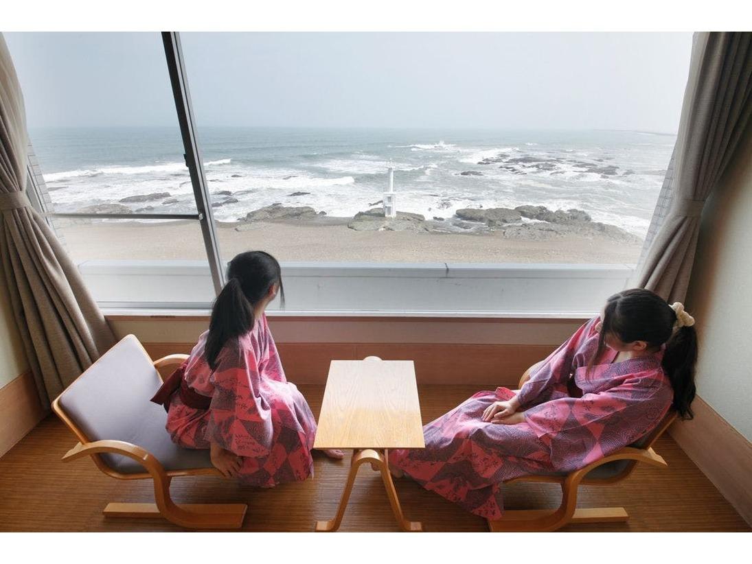 東館和室<海の見える畳のお部屋>