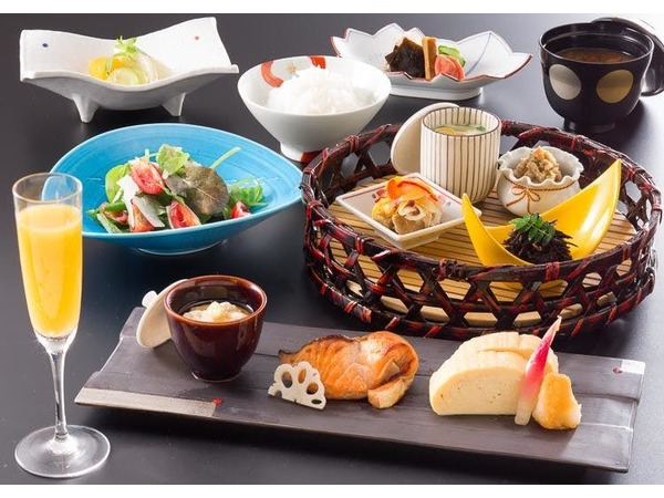 相田料理長朝食イメージ