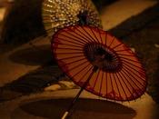 金沢の和傘