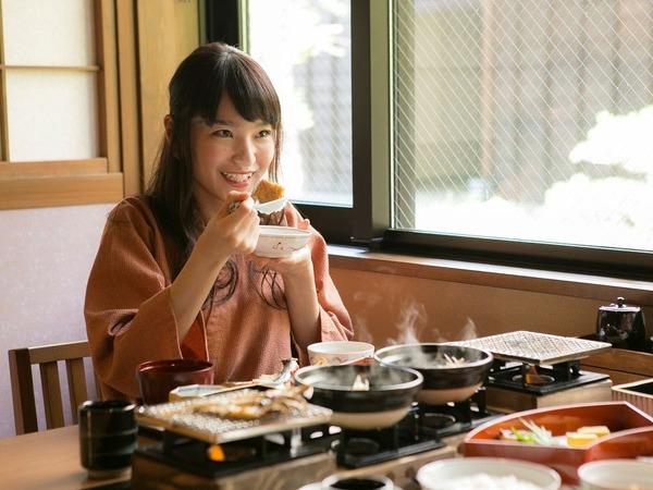 【朝食】山陰名物を堪能できる和食膳