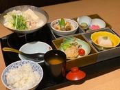 日替わり和朝食です!京野菜をふんだんに使っており、バランスのとれた健康朝食をお召し上がりください!