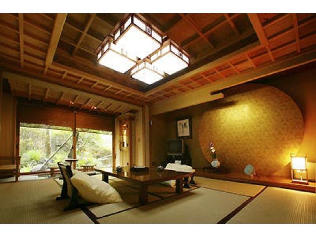 「桂の間」温泉露天風呂付和室10畳