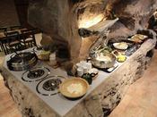 【朝食ブッフェ】和・洋・中、約40種類の豊富なメニューを揃えた朝食ブッフェで一日の活力を♪