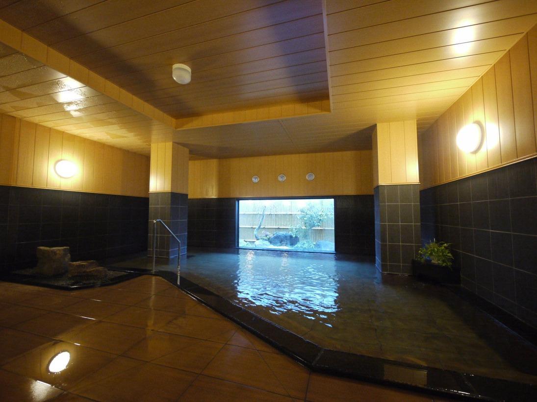 大浴場 営業時間 15:00~2:00 翌朝5:00~10:00