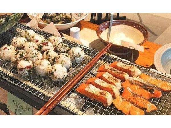 朝食一例(京のおばんざい)