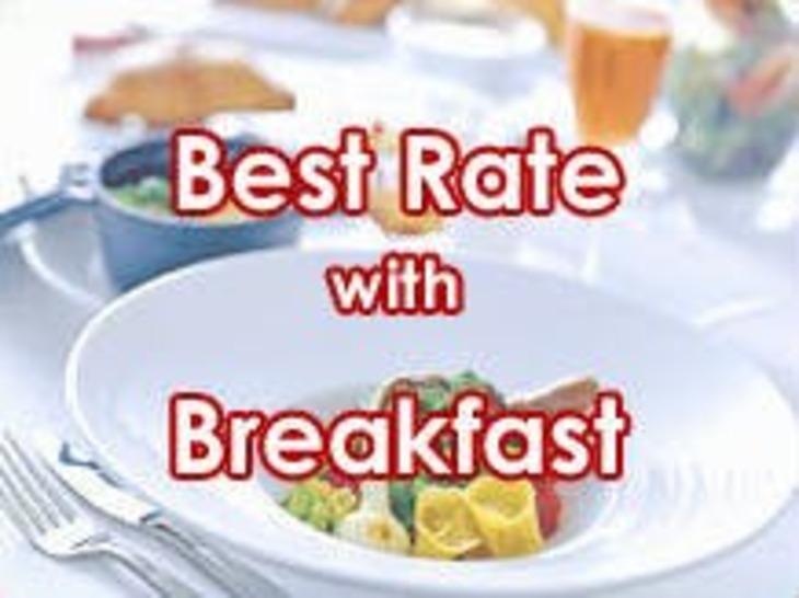 【Tポイント1%】シンプルプラン選べる朝食付き ベストレート