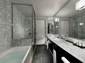 バスルーム-セミスイート