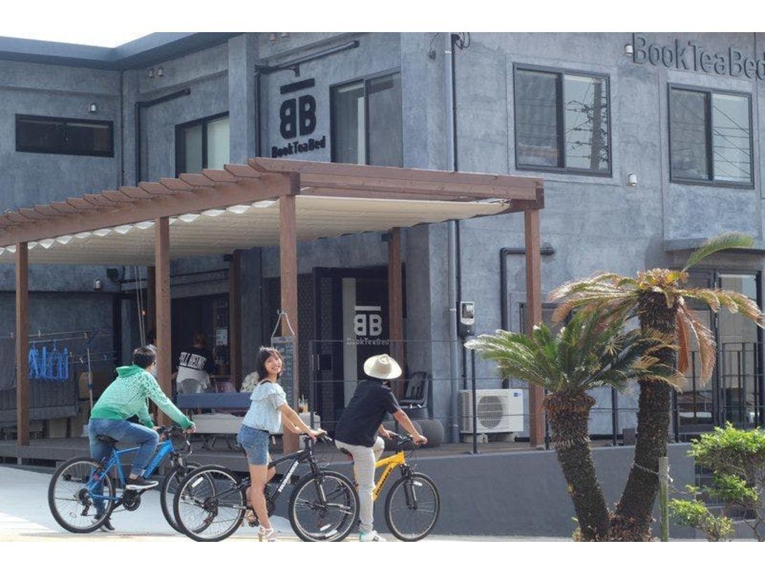 BookTeaBed Izu-Oshima