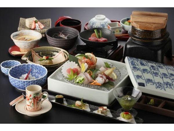 日本料理 玄 基本会席イメージ