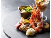 日本料理おおみ 前菜 イメージ