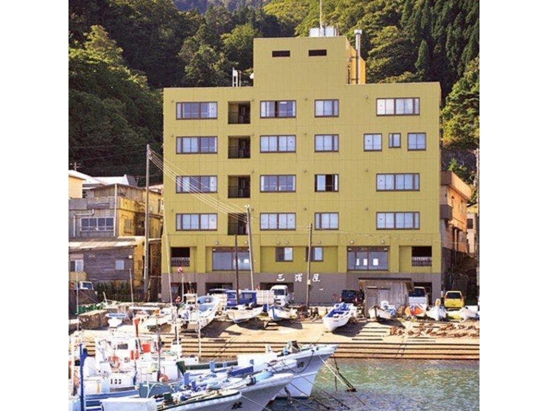 下風呂観光ホテル三浦屋