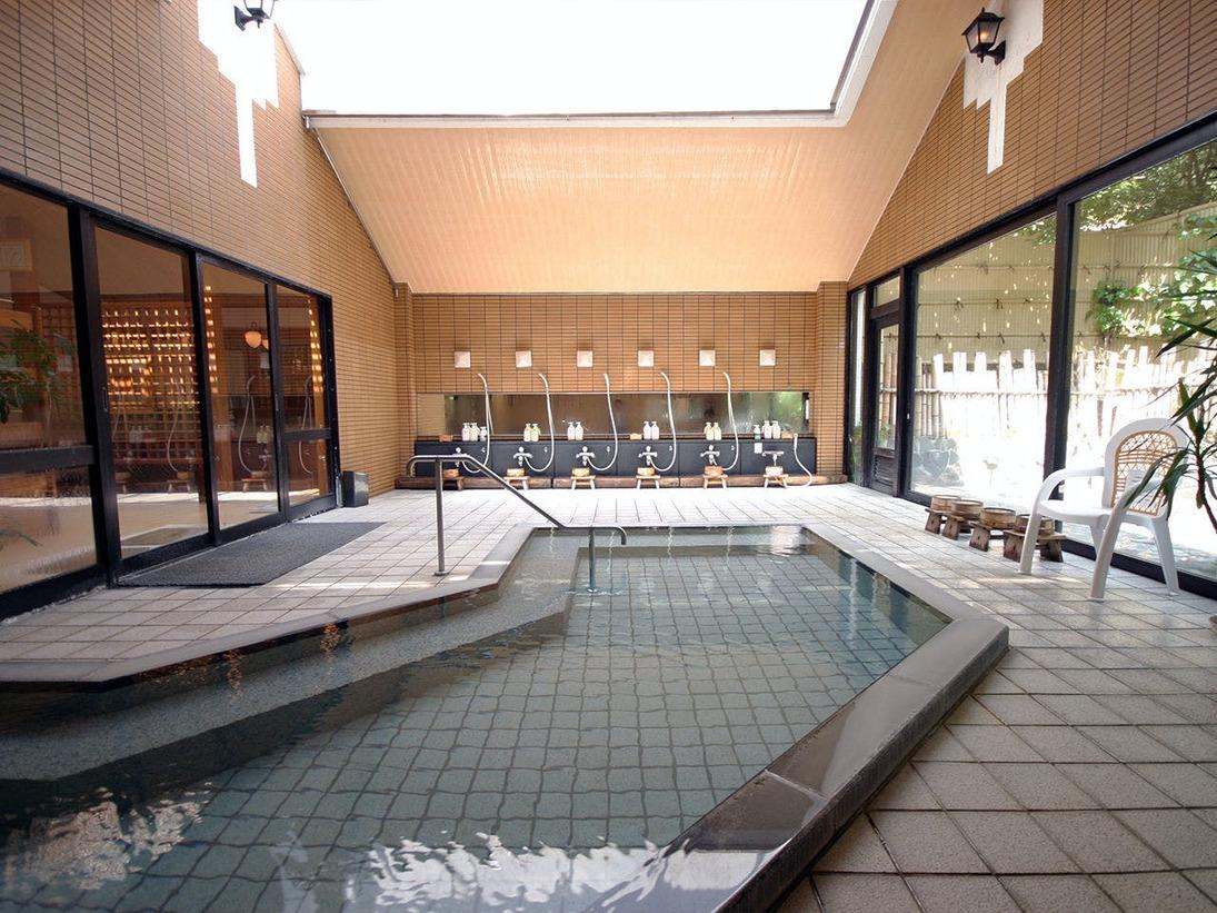 美女づくりの湯 大浴場
