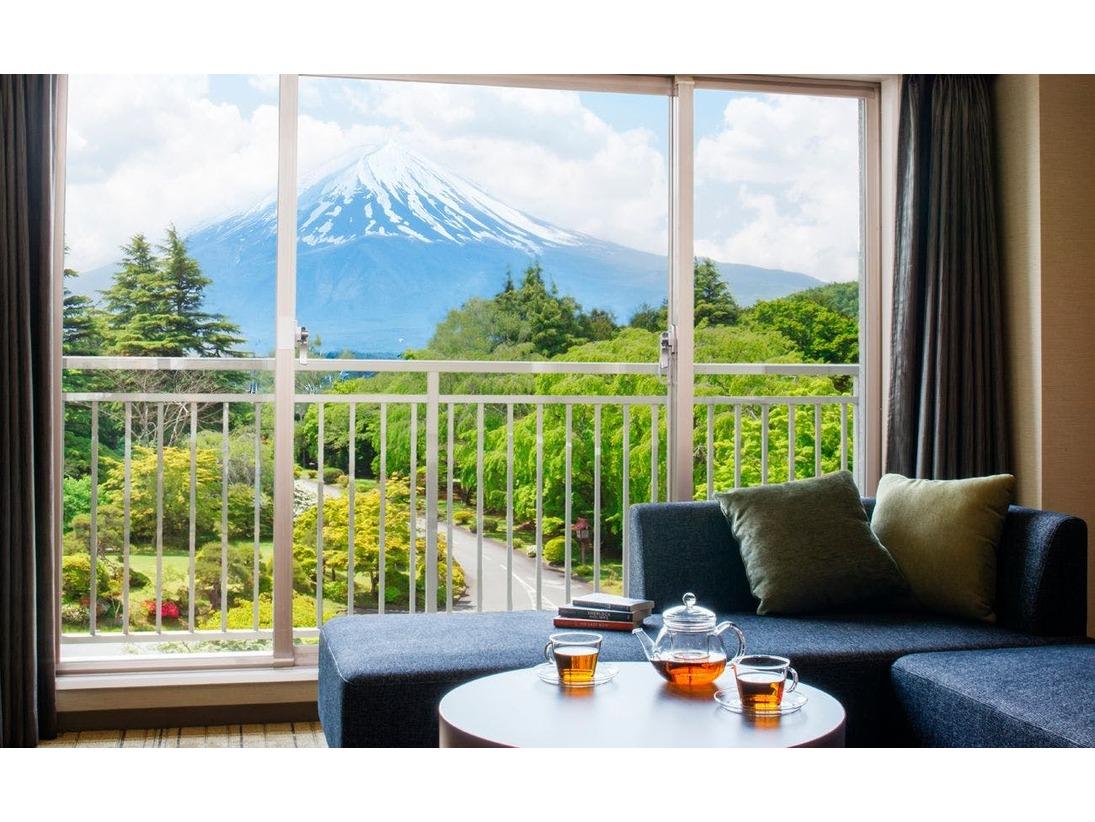 モデレートツイン-富士山側