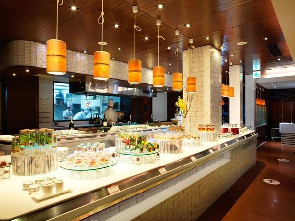◆夕食ビュッフェ 一例