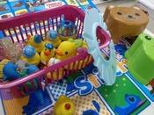 大浴場にご用意している玩具