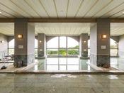 大浴場:和風内風呂