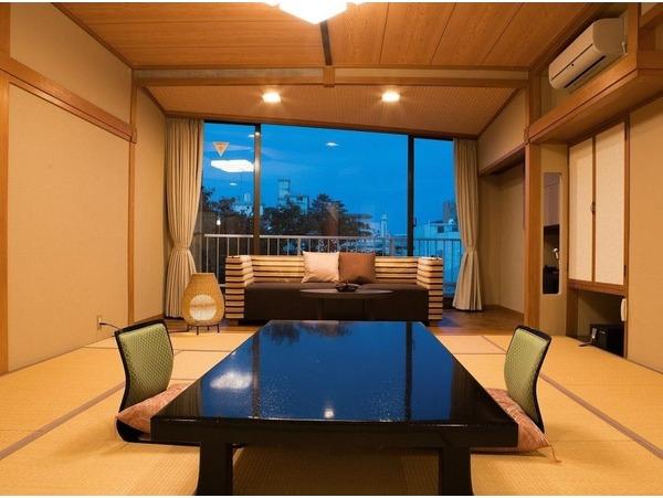 和室15畳スタンダード客室
